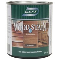 Deft C352 04 Interior Water Based Wood Stains Autumn Maple Quart Household Wood Stains