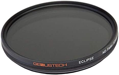 Genus Eclipse 52mm Fader Filter Variable ND Neutral desnity Foto and Video