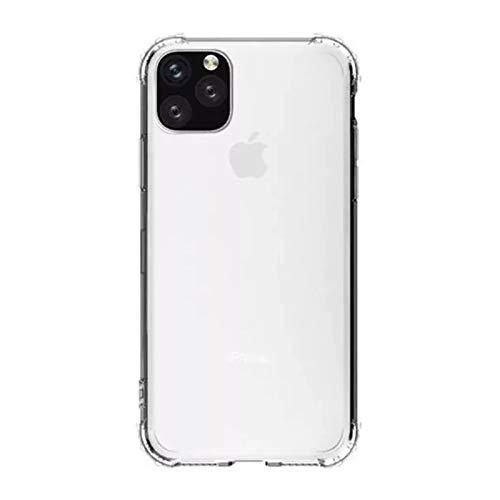 Capinha Antichoque e Película Vidro e Traseira Iphone 11 Pro Max
