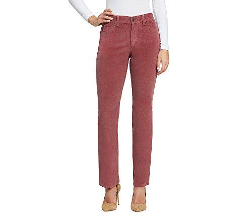 Rose Corduroy Pants - 1