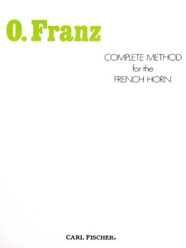 O226 - Complete Method for the French Horn