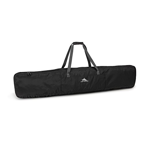 High Sierra Snowboard Bag, Black/Mercury