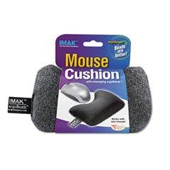 Computer Mouse Wrist Cushion, Gray (Imak Keyboard)