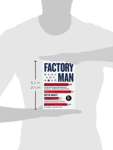 Factory Man: How One Furniture Maker Battled Offshoring, Stayed Local - and Helped Save an American Town by Back Bay Books (Image #1)