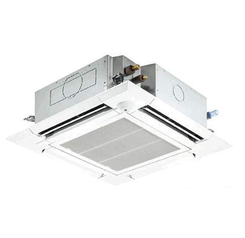 Mitsubishi Electric SLP-18FAU Air Distribution Grille, Use with Indoor Cassette Models SLZ-KF09-18, 3 Lbs