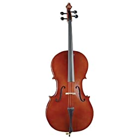 Antonius VC-150 Student Cello, 4/4 Size 2