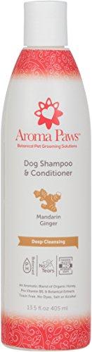 Aroma Paws Mandarin Ginger Shampoo, 13.5 oz
