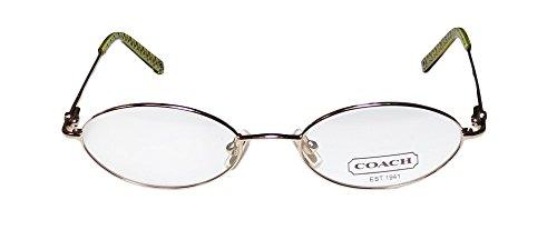 [Coach Lisa 110 Womens/Ladies Rx Ready Brand Name Designer Full-rim Eyeglasses/Eyeglass Frame (49-17-135,] (Full Plastic Iron Man Costume For Sale)