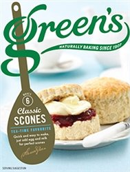 Green's Scone Mix Box 280gr (9.9ozs)