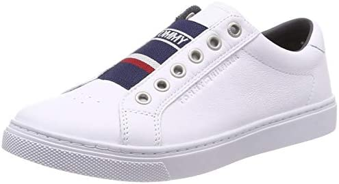 Shop Tommy Hilfiger Womens Tommy City Sneaker White Online