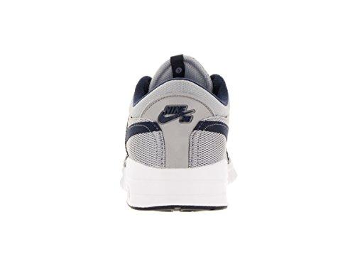 Nike Mens Koston Max Skatesko Wolf Grå / Obsidian / Vit