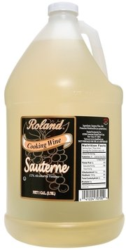 Sauterne Cooking Wine (White Cooking Wine)