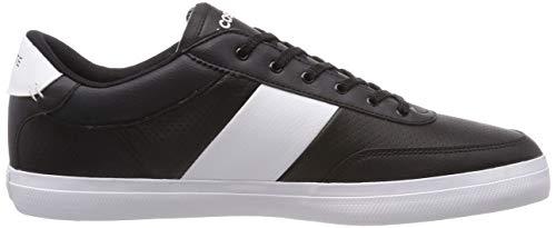 master Lacoste 2 Cma Uomo blk Nero 119 Court 312 Sneaker wht FHgnpOF