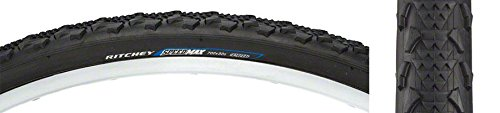 (Ritchey 07 SpeedMax Cross Pro Bike Tire, Black/Black ,700x32C)