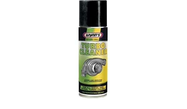 Wynn s Turbo Cleaner Limpiador Turbocompresor 200 ml: Amazon.es: Coche y moto