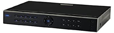Cop Security DVR04V2-1 4-Channel Stand Alone Digital Video Recorder with 1TB Hard Drive (Black)