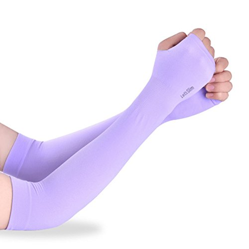 ZTZ Sports Cooling Arm Sleeves Unisex Sun Block UV, used for sale  Delivered anywhere in Canada
