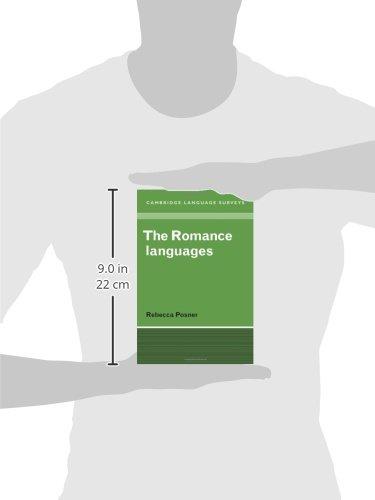 The Romance Languages (Cambridge Language Surveys) by Cambridge University Press