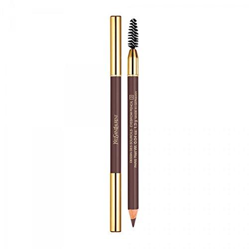 Yves Saint Laurent Dessin Des Sourcils Eyebrow Pencil, No. 4 Ash, 0.06 Pound