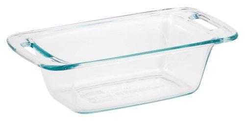 Pyrex Easy Grab 1.5 Quart Loaf Dish