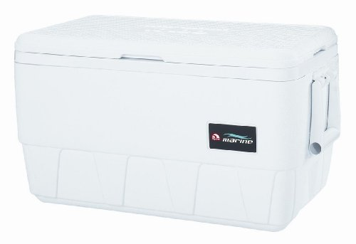Igloo Tie Cooler Down - Igloo Marine Series 36 Qt. Cooler