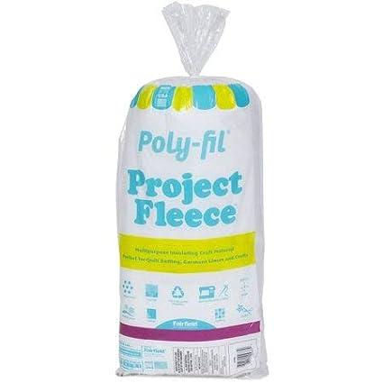 Fairfield PF20B Poly-Fil Premium Fibre Fill, 20-Ounce (Pack of 2)