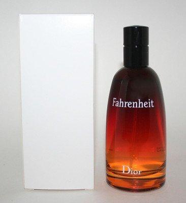 Fahrenheit Mens Discount Fragrance (FAHRENHEIT Men TESTER Eau de Toilette 3.4oz)