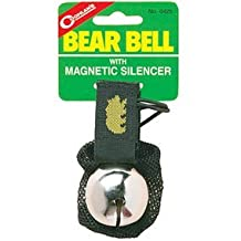 Coghlan's-Bear Bell W/ Silencer Black