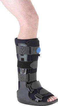 Royce Medical Equalizer - Ossur America-Royce Medical A-W0600BLK Walker Brace Equalizer Foot Gry Md/Lg Ea