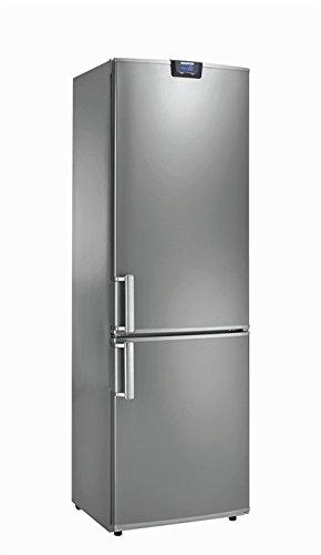 Hoover HNC 2076 L nevera y congelador Independiente Acero ...