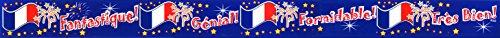 French Praise Word Borders