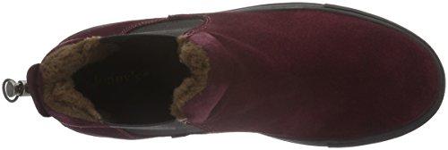 Boots Jonny'S Sonje Rouge Jonny'S Sonje Femme Chelsea Boots Chelsea Vino Femme X0rqXP