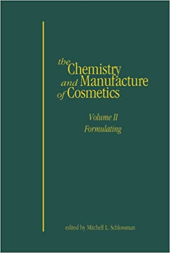 Amazon com: The Chemistry and Manufacture of Cosmetics: Formulating