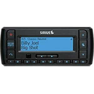 Sirius XM Stratus 6 replacement receiver SDSV6 no accessories !!!