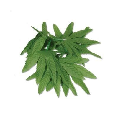 Lilo Costume Accessories (Tropical Fern Leaf Wristlet/Anklet 10