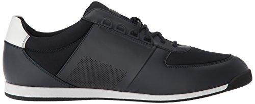 Maze Hugo Blue Sneakers Neoprene Low Men's Boss Dark 1aOwqCE