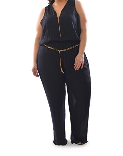 plus-size-womens-crinckle-rayon-solid-v-neck-jumpsuit-with-gold-chain-belt