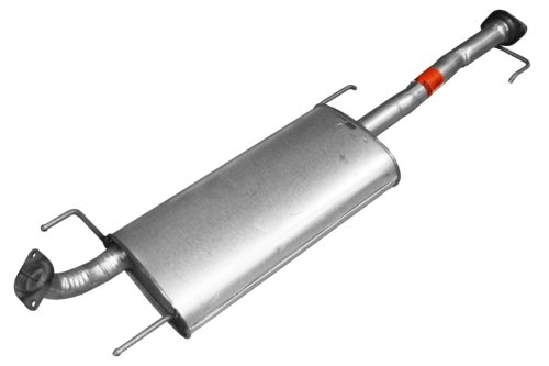 Walker 55494 Quiet-Flow Stainless Steel Muffler Assembly