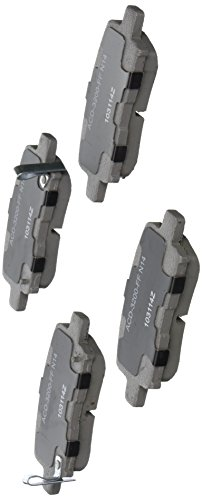 ACDelco 14D865CH Advantage Ceramic Rear Disc Brake Pad Set