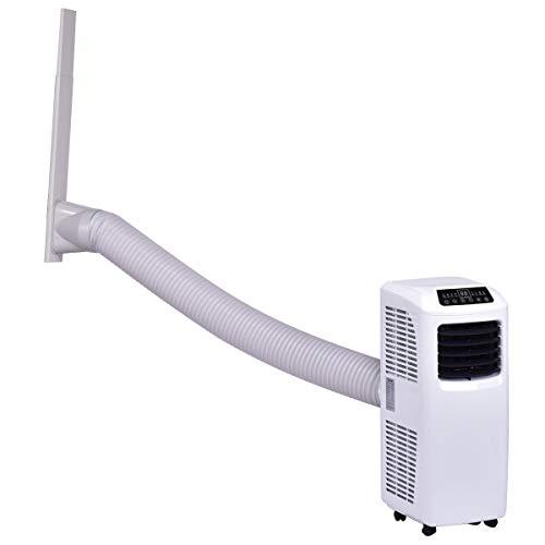 10000 BTU Portable Air Conditioner & Dehumidifier w/ Window