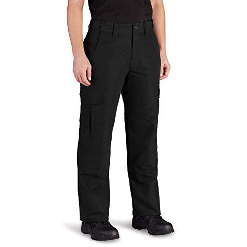 (Propper Women's Edgetec Ems Pants, Black, 18 Short)