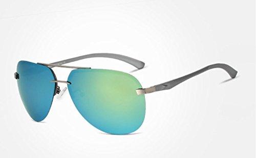 Gafas De Sol Hombre Polarizadas, gafas de sol estilo aviador ...