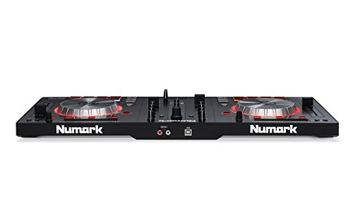 Numark Mixtrack Pro 3 | USB DJ Controller with Trigger Pads & Serato DJ Lite Download (Includes Built-In Sound Card)