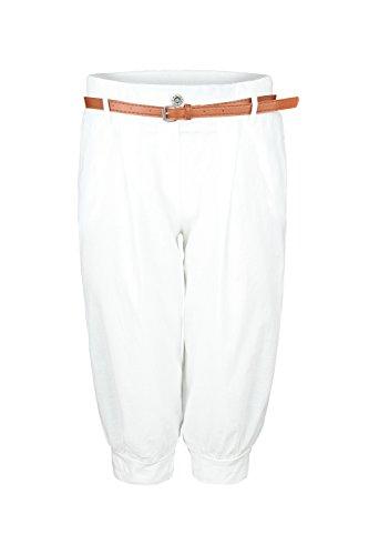 Apparel - Outlet - Pantalón - chino - para mujer blanco