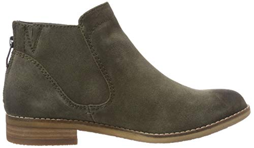 Be 21 25422 Vert Natural Botines Olive 722 Femme TO1ngTqwP