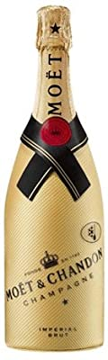 NV Moet & Chandon Imperial Brut in Diamond Suit Gold Edition, Champagne 750 mL