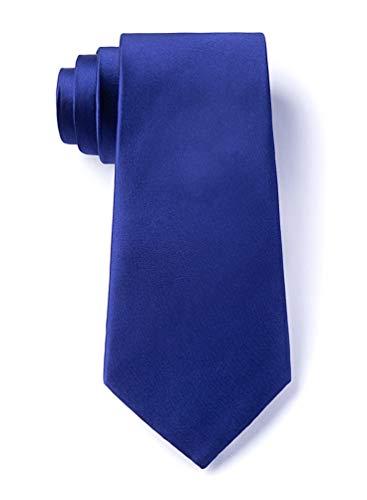 Royal Blue Royal Blue Silk Tie