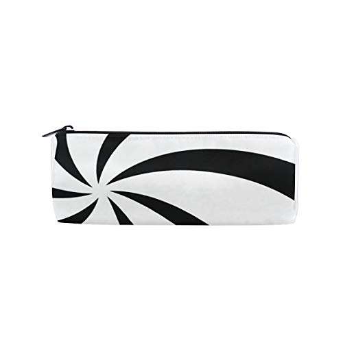 el Printed Pencil Case Stationery Pouch For Students(8 x 3 x 3in) ()