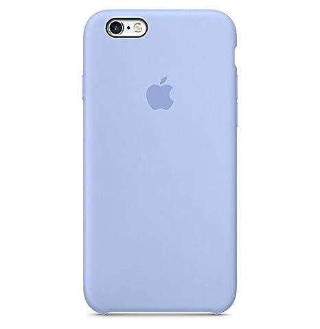 Mdada Funda Silicona iPhone 6 Plus/iPhone 6S Plus Carcasa De Goma A Prueba De Choques con Forro Suave de Microfibra Slim Fit para iPhone 6 Plus / 6S ...