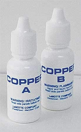 Copper Test Kit Refill - Reagent Refill, Copper, 0.05 to 1.0 PPM
